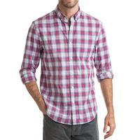 Vineyard Vines Men's Bucklin Point Plaid Slim Murray Shirt
