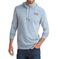 Vineyard Vines Men's Pullover Washed Striped Hoodie