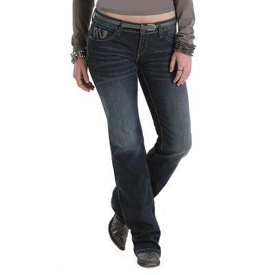 Cruel Girl Women's Dark Rinse Blake Jeans