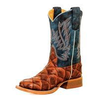 Anderson Bean Boy's Cognac Sea Bass Boots