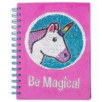 The Unicorn Magic Sequin Journal