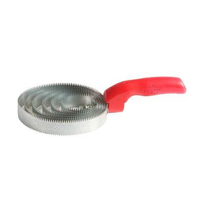 Spiral Spring Steel Curry Comb
