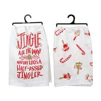 Jingle Dish Towel