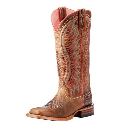 Ariat Women's Dusted Wheat Vaquera Boot