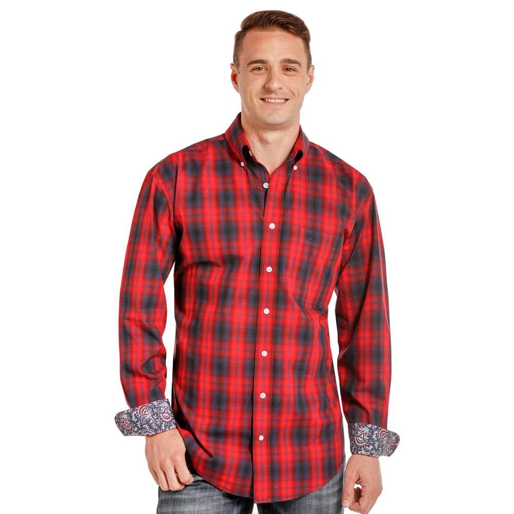 Find mens red and black plaid shirts at ShopStyle. Shop the latest collection of mens red and black plaid shirts from the most popular stores - all in.