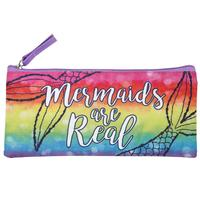 Mermaids Are Real Pencil Case