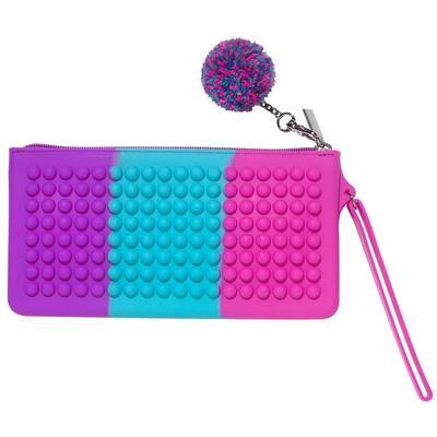 Berry- Licious Jelly Wristlet