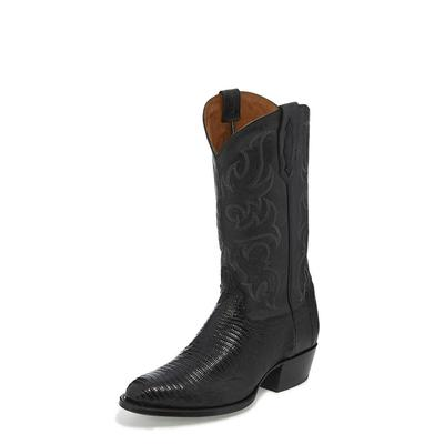 Tony Lama Men's Nacogdoches Black Boots