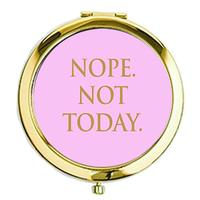 Mary Square's Nope Not Today Compact