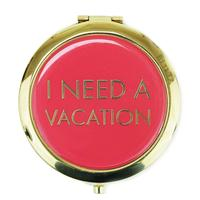 Mary Square's I Need A Vacation Compact