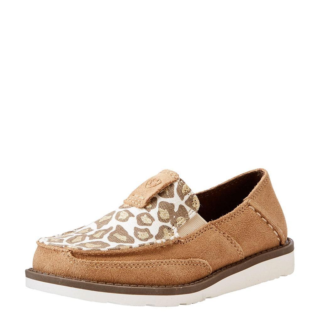 Sparkling Leopard Cruiser Shoes