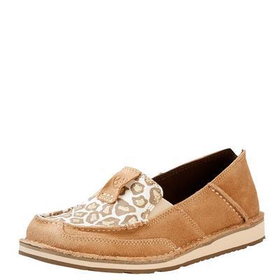 Ariat Women's Sparkling Leopard Cruiser Shoes