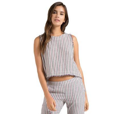 Bella Dahl Women's Sleeveless Button Back Top