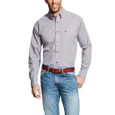 Ariat Men's Chandler Print Shirt