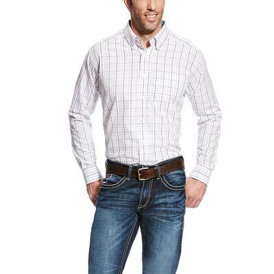 Ariat Men's Jaiden Plaid Shirt
