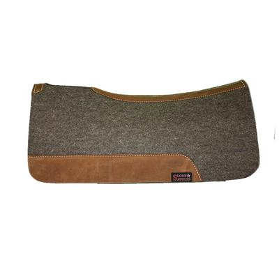 Todd Slone Square Contoured Wool Saddle Pad 32