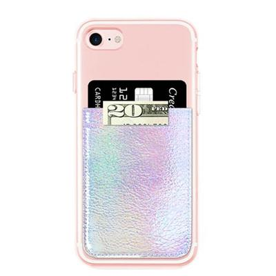 Iridescent Phone Pocket