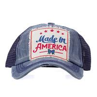 Women's Navy Made in America Cap
