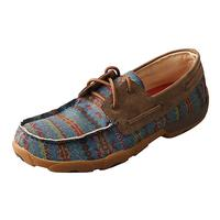 Twisted X Men's Serape Driving Moccasins