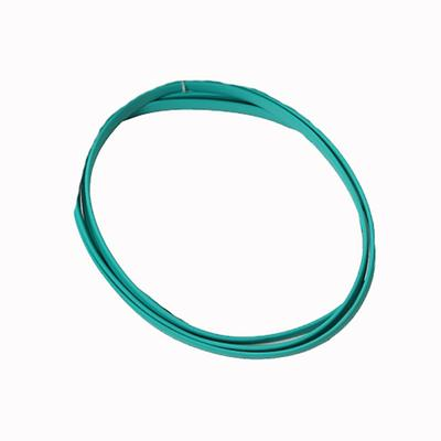 Berlin Custom Leather Biothane Roping Rein TEAL