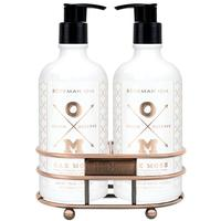 Beekman's Oak Moss Hand Care Duo Caddy Set