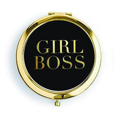 Mary Square's Girl Boss Compact Mirror
