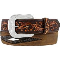 Justin Men's 4-D Ranch Belt
