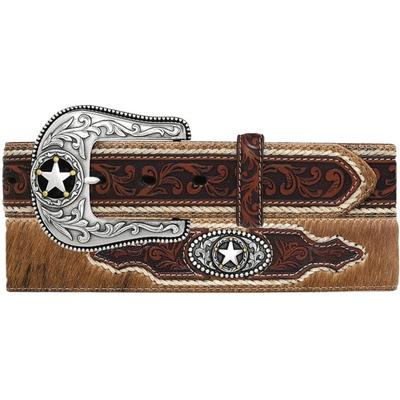 Tony Lama Men's Western Lawmen Belt