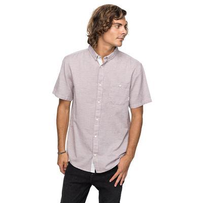Quiksilver Men's Waterfalls Update Shirt