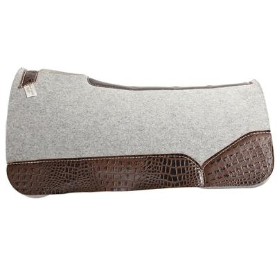 Best Ever Kush Collection Pad With Brown Croc Leather