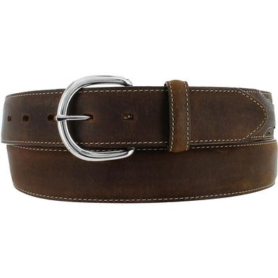Justin Men's Bark Classic Western Belt