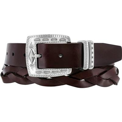 Brighton Women's Vista Braid Casual Belt