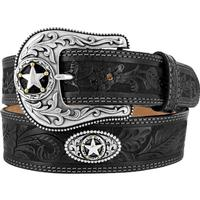 Tony Lama Men's 5 Star Ranch Belt