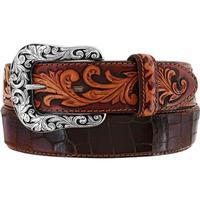 Tony Lama Men's Pinto Classic Belt