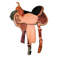 Circle Y Lisa Lockhart Contender Barrel Saddle 15