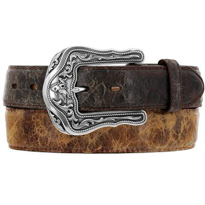 Tony Lama Men's Kansas Road Belt