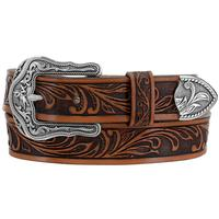 Tony Lama Boy's Lil Westerly Belt