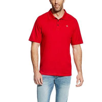 Ariat Men's Crimson Tek Polo Shirt