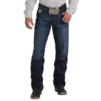 Cinch Men's Dark Wash White Label Jeans