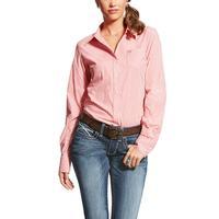 Ariat Women's Dubarry Striped Kirby Stretch Shirt