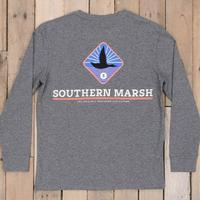 Southern Marsh Boy's Flying Duck Tee
