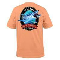 Salt Life Men's Shark Stout T-Shirt
