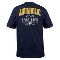 Salt Life Men's Aquaholic T-Shirt