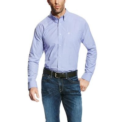 Ariat Men's Edison Print Shirt