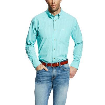 Ariat Men's Edinburg Plaid Shirt