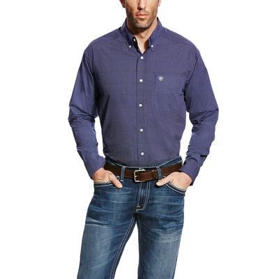 Ariat Men's Elliot Print Shirt