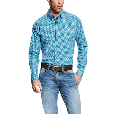 Ariat Men's Fayd Print Shirt