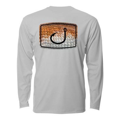 Avid Redfish Scales Avidry Shirt
