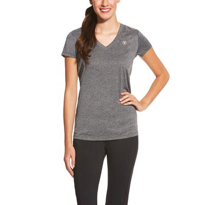 Ariat Women's Charcoal Grey Laguna Top