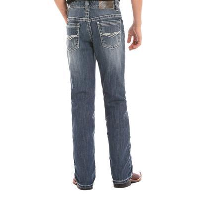 Rock & Roll Denim Boy's Reflex Revolver V Jeans